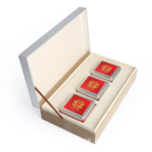 Moon Cake Packaging Box with Tin Box Inside
