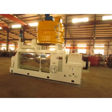 Soybean Oil Presser Machine