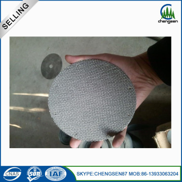 150 Micron Reusable Stainless Steel Filter Disc