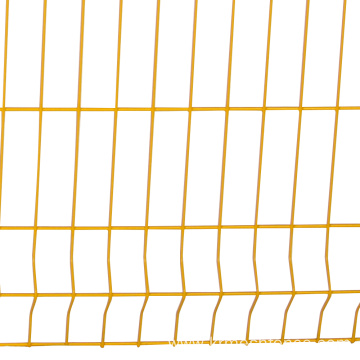 Hot Dip Galvanized Wire Mesh fence 50x150mm