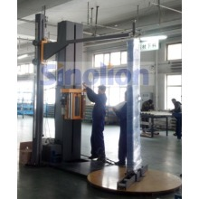 Popular Design for Pallet Wrap Machine Economic Auto Stretch Film Wrapper export to Mali Supplier