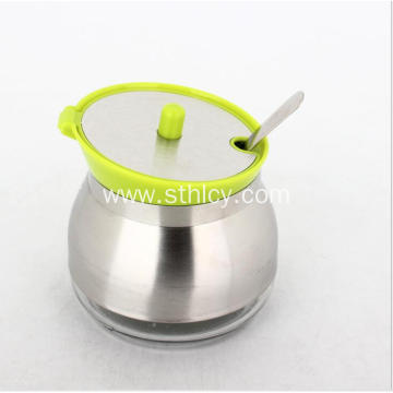 Quality Stainless Steel Seasoning Jars Containers