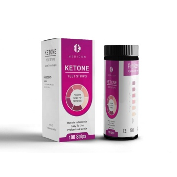 Urine Ketone Test Strips And Test Kit