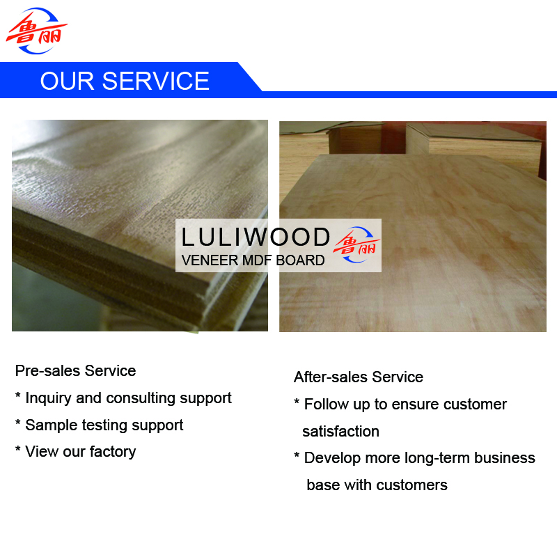 luliwood veneer mdf board of sally 3