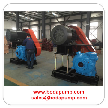 4 Inches Industry Mining Slurry Pump