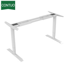 Hydraulic Adjustable Computer Table Automatic Height
