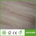 Hot sale black handscrpaed laminate floor