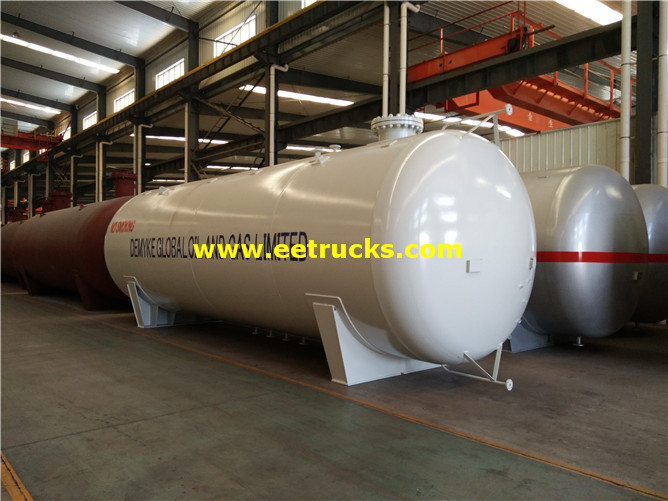 100m3 Bulk Propane Domestic Vessels