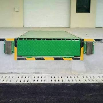4t Logistics Post Express Hydraulic Drive Ramp Leveller