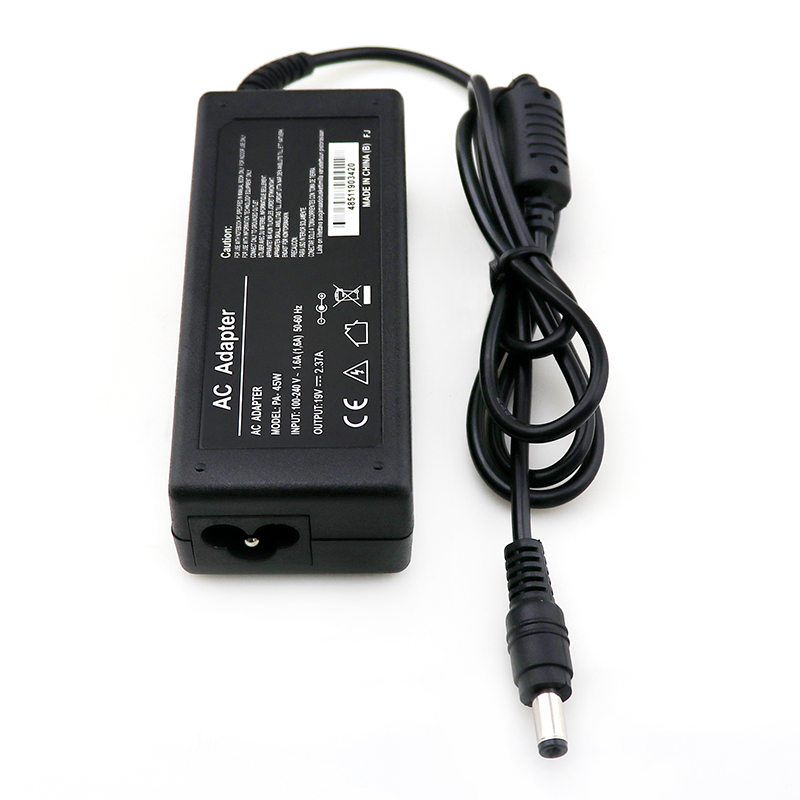 Notebook Adapter 19V 2.37A for Samsung Galaxy