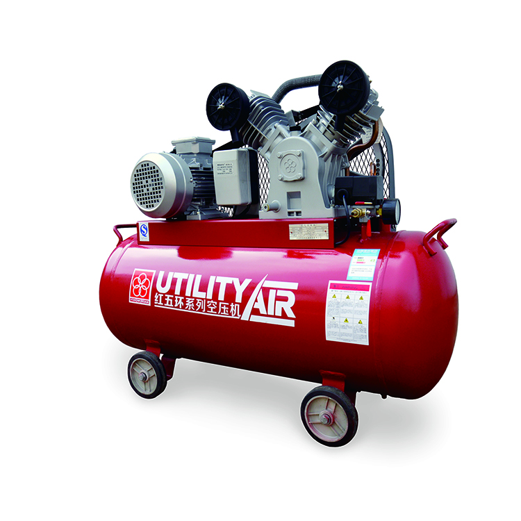 Hongwuhuan LV4008AT 4hp mini piston air compress