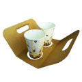 Paper Cup Carrier Bottle tray