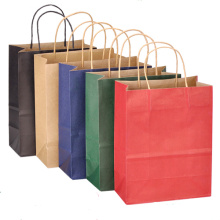 Paper shopping bag