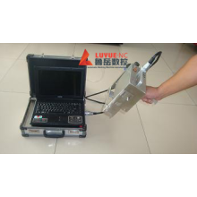 High-depth Contactless Micro Pneumatic Marking Machine