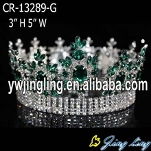 Full Round Pageant Boy King Crown