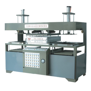 PVC or PP table vacuum forming machine