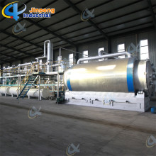 Wholesale Price for Supply Municipal Waste Recycling, Garbage Recycling Machine, Waste To Energy from China Supplier New Patent Used Life Waste to Oil plant supply to Macedonia Supplier