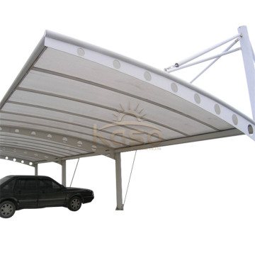 Wrought Iron Storage Carport With Shed