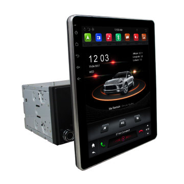 9.7 inch universal px6 android car multimedia system