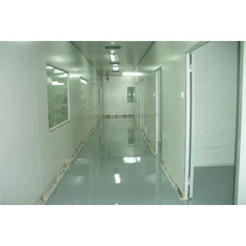Clean room solvent free high strength epoxy