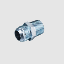 Straight JIC 74°Cone-NPT male adapters