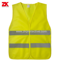 EN ISO 20471 disposable Hi-viz fluorescent vest