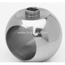 OEM for Floating Type Ball Ball With Flame Spary Welding Material supply to Ghana Suppliers