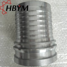 Special for Concrete Rubber Hose High Pressure Concrete Rubber Hose Galvanized Fittings supply to Netherlands Manufacturer