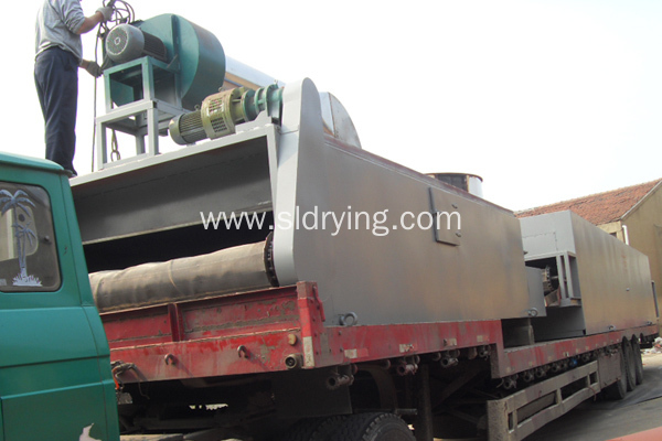 synthetic rubber dryer equipment