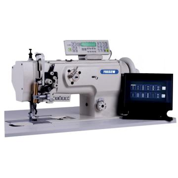Flatbed Computerized Ornamental Stitch Sewing Machine