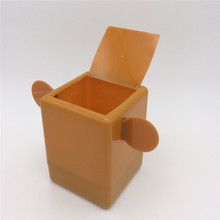 desktop garbage can plastic box storage