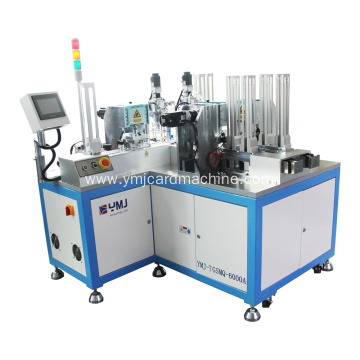 Full Auto Sim Card Punching Machine Three Stations