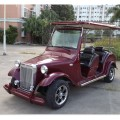2 seat mini gas powered classic golf cart