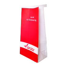 75GSM PE Coated Air Sickness Paper Bag