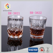 China Gold Supplier for for Wine Glasses 300ml whisky glass cup wholesale supply to Egypt Manufacturers