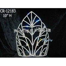 Large cheap pageant crown
