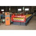 Trapezoidal Roofing steel panel roll forming machine