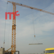 China Factories for Potain Secondhand Tower Crane Fast erecting crane QTK25 export to Ecuador Supplier