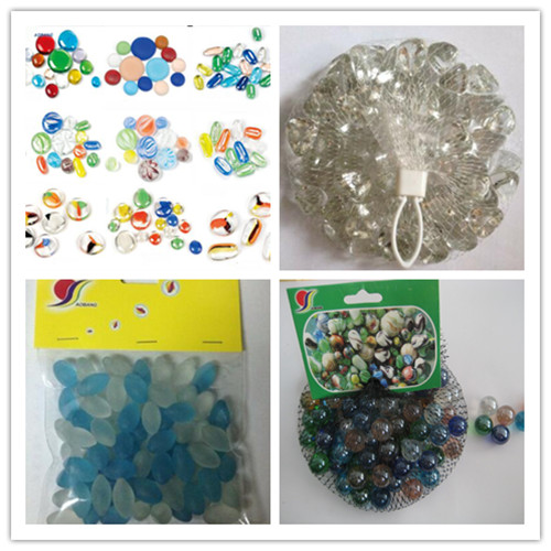 Cheap flat glass marbles for decoration