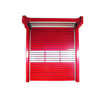 Garage Turbine Hard Fast Shutter Door