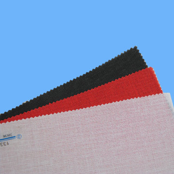 polyester fusible interlining hard handfeel