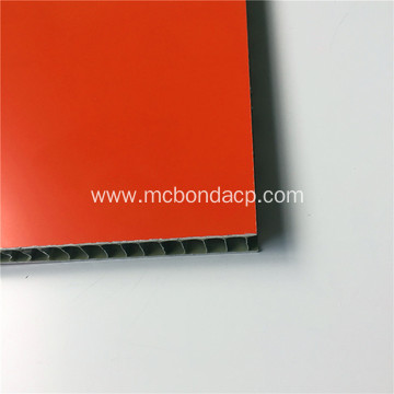 MC Bond Fireproof Aluminum Honeycomb Panel