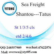 Shantou Port LCL Consolidation To Tatus