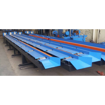 Assembly Metal Square Welding Pipe Production Line