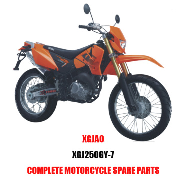 XGJAO XGJ250GY-7 Complete Scooter Spare Parts Original Spare Parts