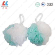 Miracle mesh vision bath sponge ball
