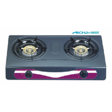 Coloured Stainless Steel Table Gas Stove