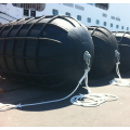 Marine Pneumatic Rubber Fender with Sfaety Valve
