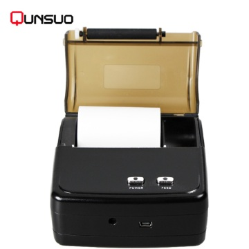 58mm Portable Receipt Bluetooth Mobile Thermal Printer