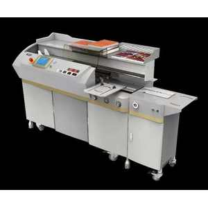 New EVA-PUR Glue Binder Machine